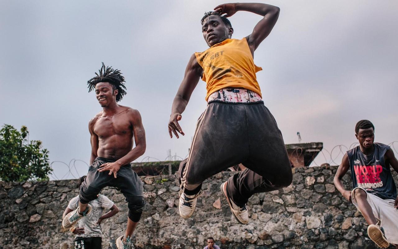 Congo men