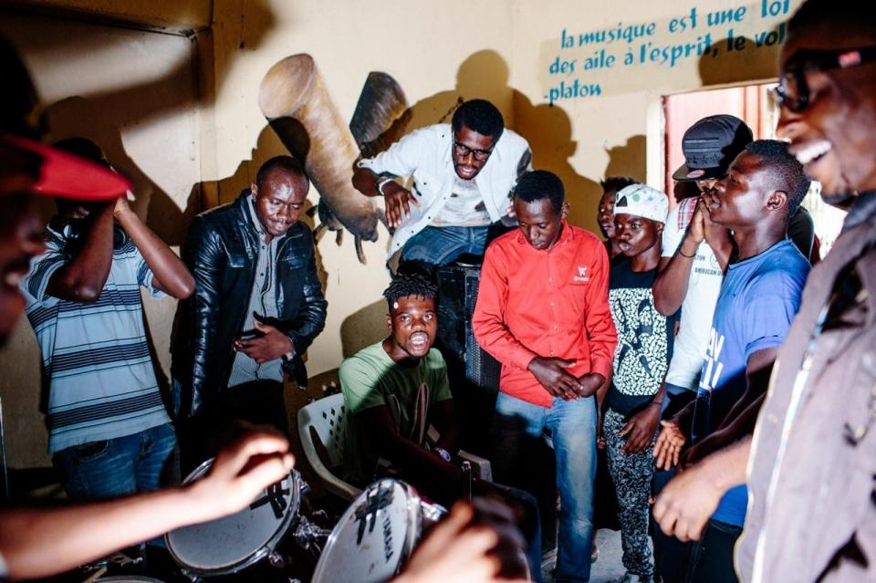 Congo Hip-Hop Politics   Al Jazeera America