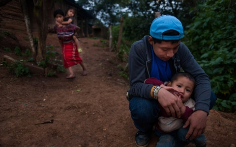 Thumbnail image for Migrant kids highlight legacy of violence and inequality toward Maya
