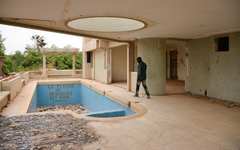 Thumbnail image for In Burkina Faso, a mansion offers a glimpse into the revolution