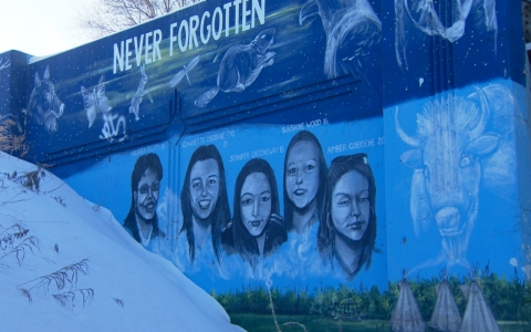 Canada's missing: Thousands of lost or murdered indigenous women
