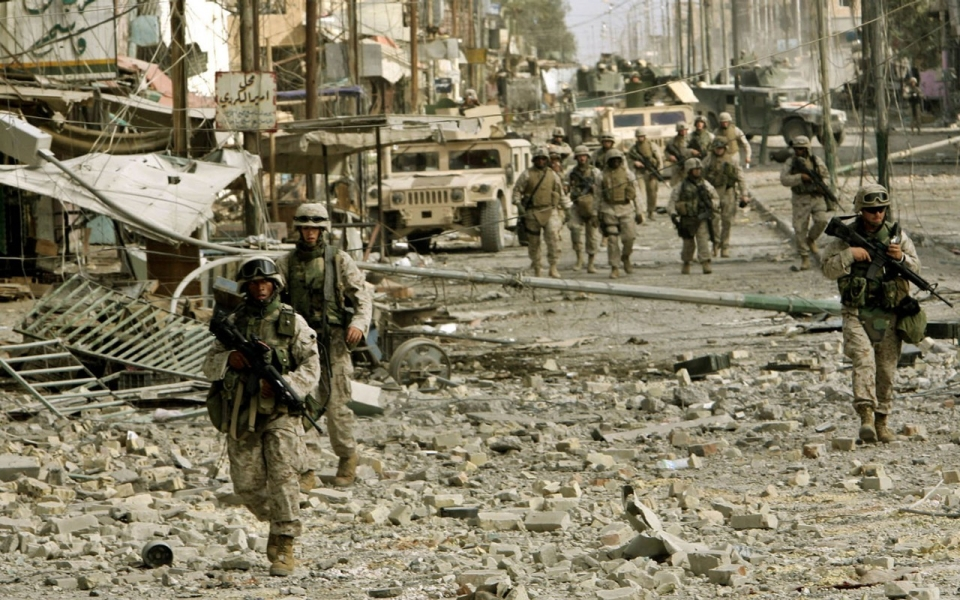the first battle of fallujah Remembering the iraq war's bloodiest battle, 10 years later by dan lamothe by dan lamothe email the author november 4, 2014 email the author follow @danlamothe this video, which was shot.