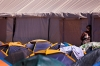 For three months, a tent city housing a mix of homeless, deported and addicted people has taken up space in Tijuana's Plaza de la Constitucion.