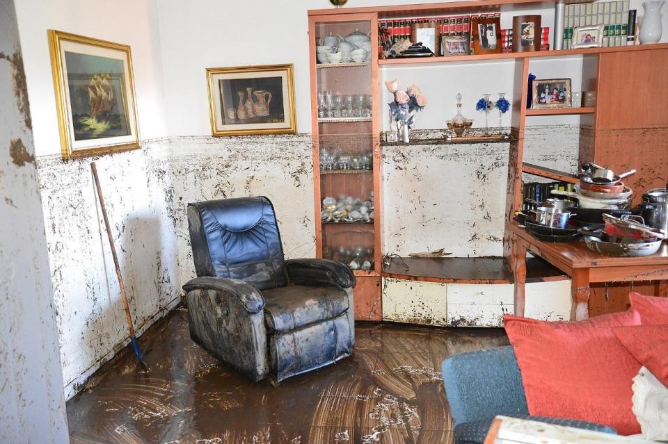 Photos: Sicily ravaged by flooding | Al Jazeera America