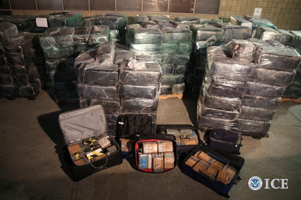 Massive Us Mexico Drug Smuggling Tunnel Found Near San