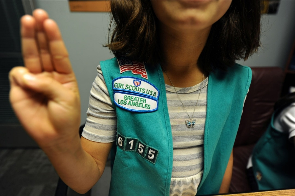 Girl Scouts Confront Shifting Us Demographics Al Jazeera America