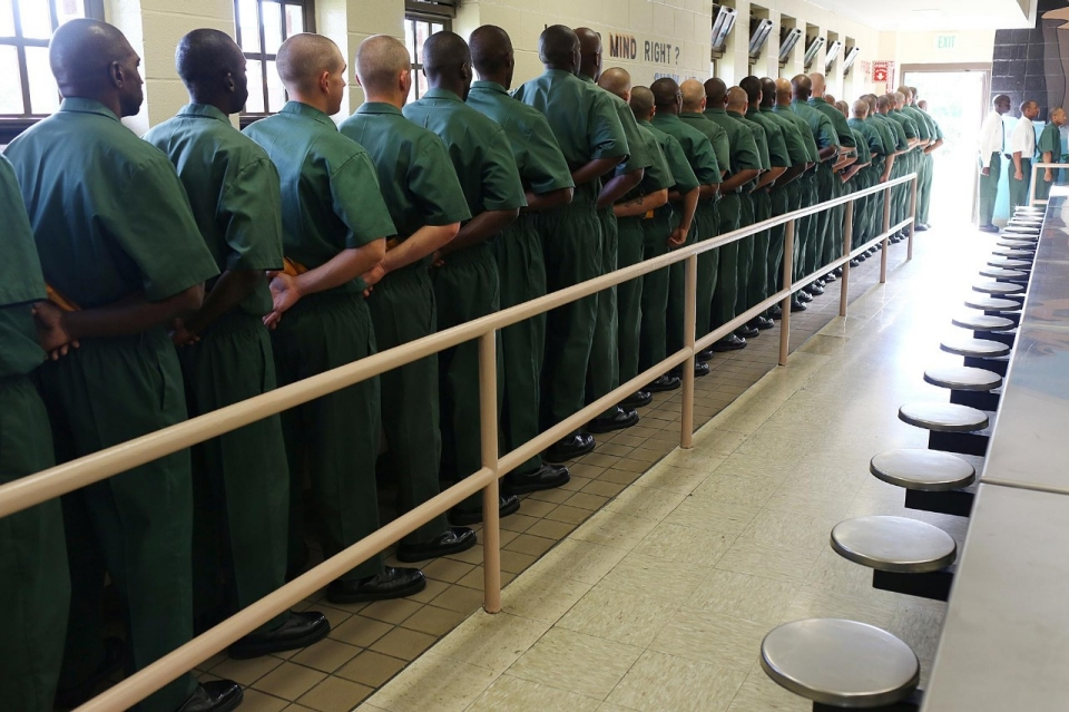Adult correctional boot camp