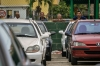 Cubans look at new and used foreign-made cars for sale at astronomical prices.