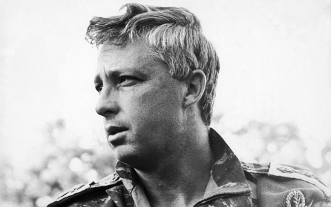 Thumbnail image for Photos: Ariel Sharon, a life in pictures