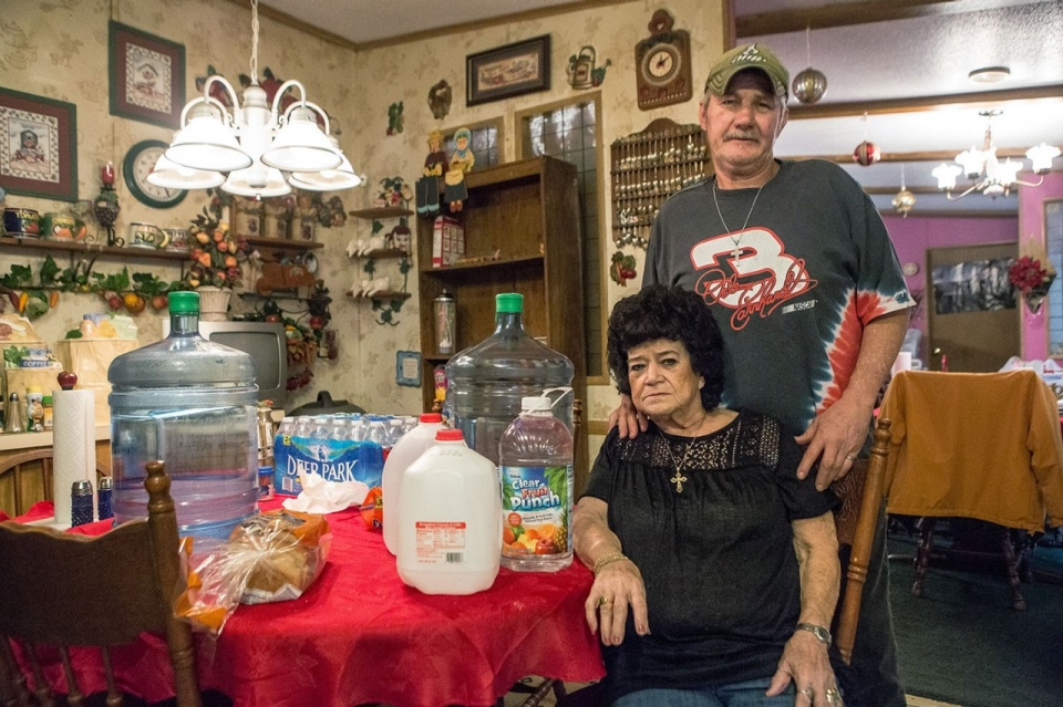Lack Of Trickle Down In West Virginia Leaves Poorest High