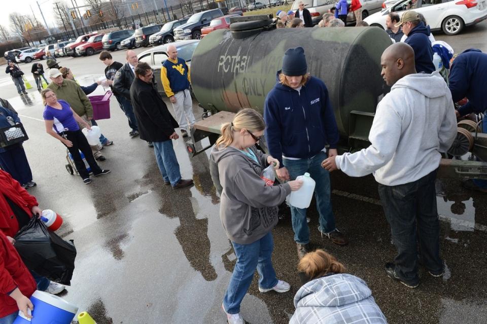 Virginia Truck Center >> Coal mining's long legacy of water pollution in West Virginia | Al Jazeera America