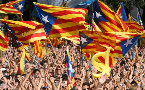 Thumbnail image for Photos: Catalonia prepares to vote on independence
