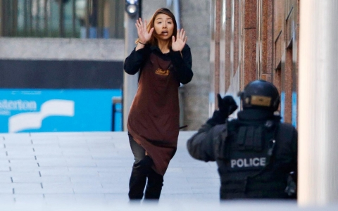 Thumbnail image for Photos: Sydney hostage crisis