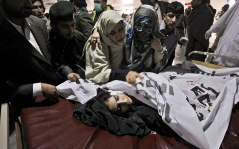 Thumbnail image for Photos: Taliban attacks school in Pakistan
