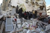 syria barrel bomb attack