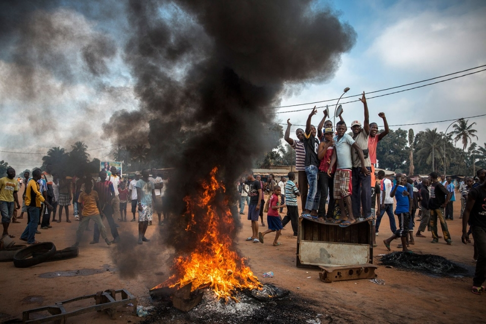 World Press photo contest chooses the best images of 2013 ...