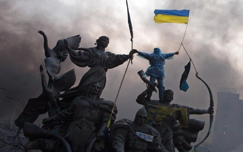 Thumbnail image for Photos: Ukraine's Winter of Discontent