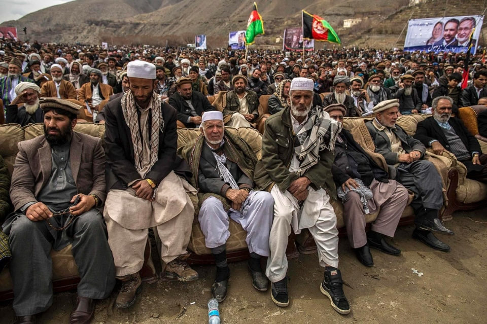 Afghans hopeful for election day, anxious for the day ...