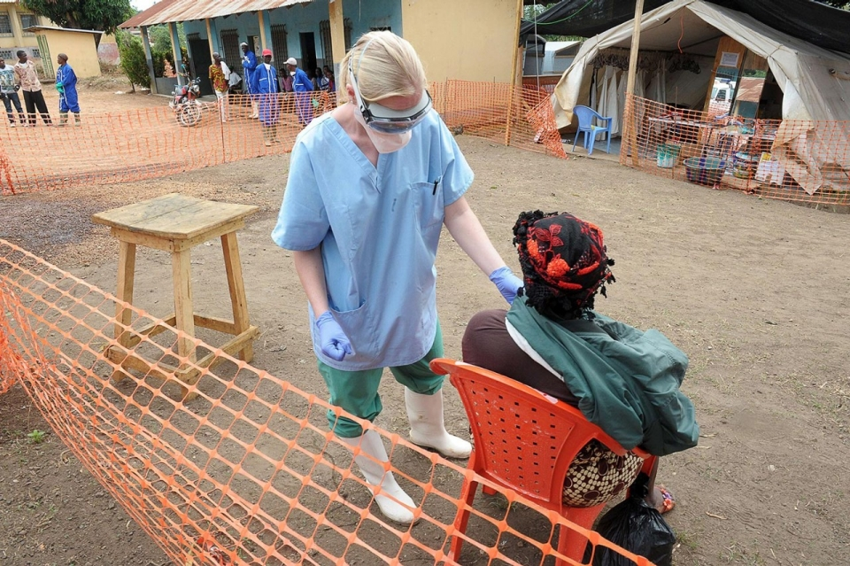 Ebola Virus Victims Victims of the ebola virus