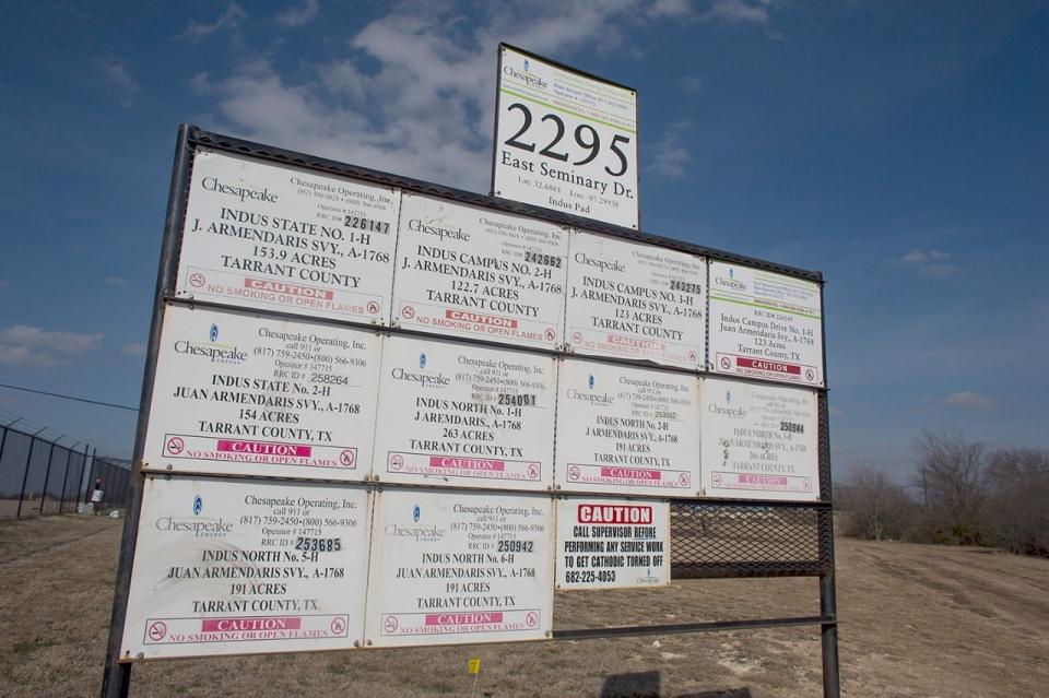 Texas When Fracking Comes To Town Al Jazeera America