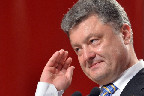 Thumbnail image for Photos: Poroshenko wins Ukraine presidential election