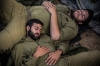 Gaza, Israel, sleeping