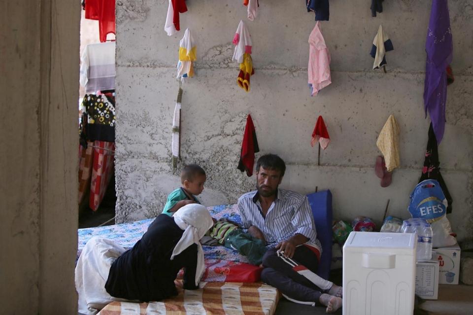 how to help yazidis in iraq