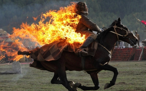 Thumbnail image for Photos: World Nomad Games