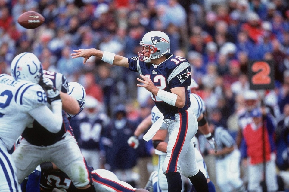 Photos 15 Moments About The New England Patriots Al