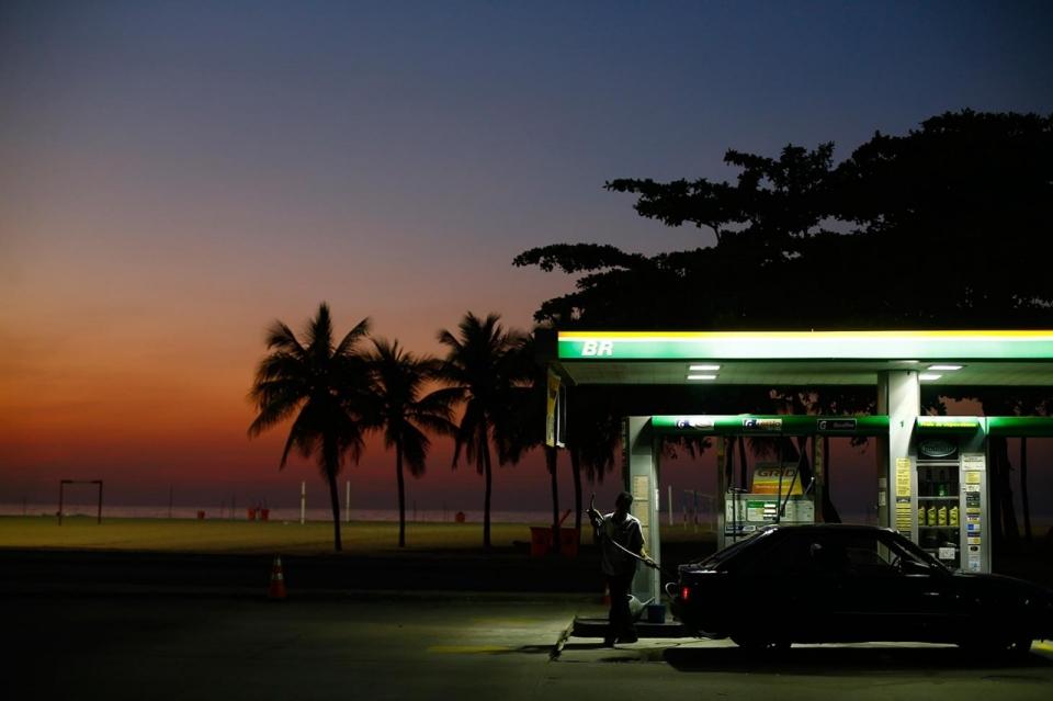 Photos Gas Stations Around The World Al Jazeera America