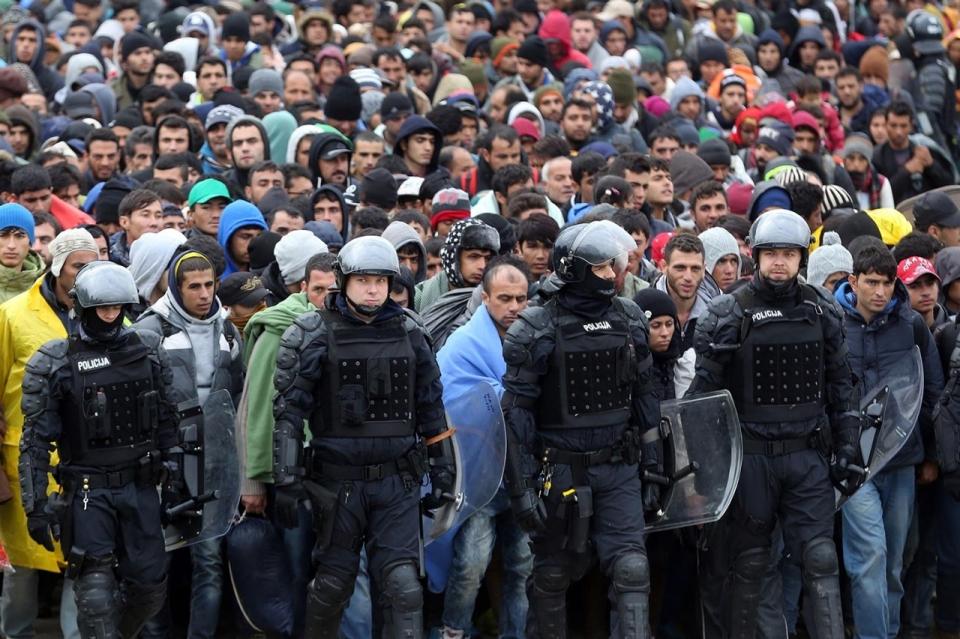 Vluchtelingen ontvluchten Wallonië - Pagina 12 - Politics.be