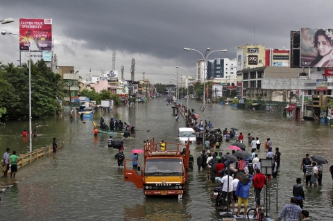 Thumbnail image for Photos: Flooding in India