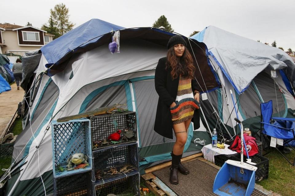 Photos Life in US tent cities & Photos: Life in US Tent Cities | Al Jazeera America