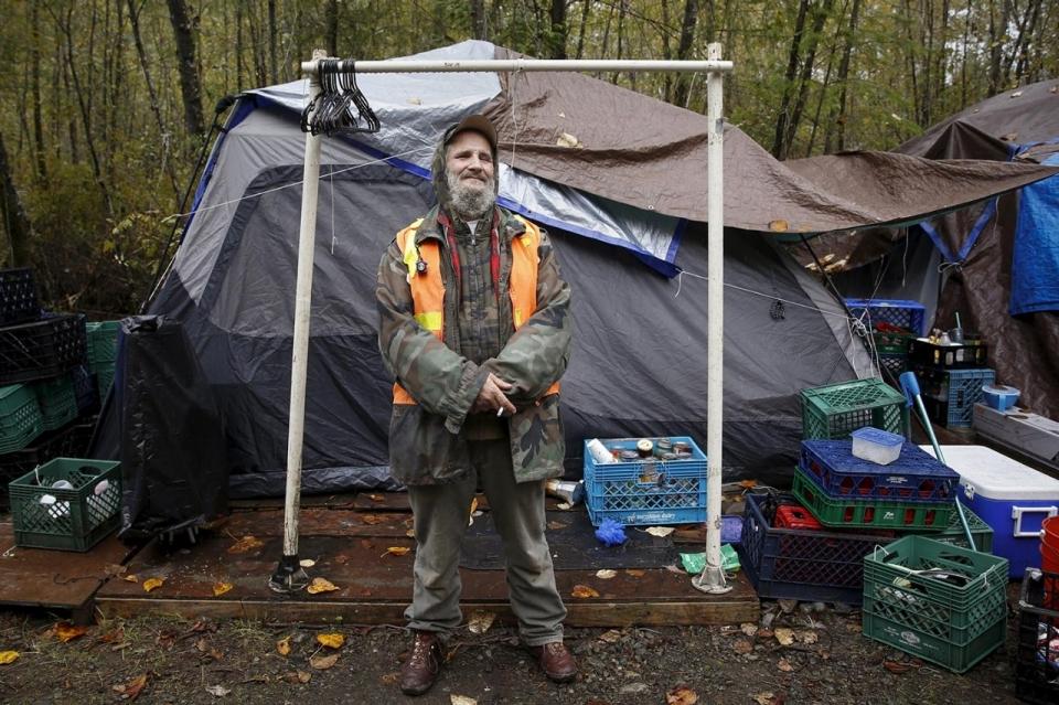 Photos: Life in US Tent Cities | Al Jazeera America