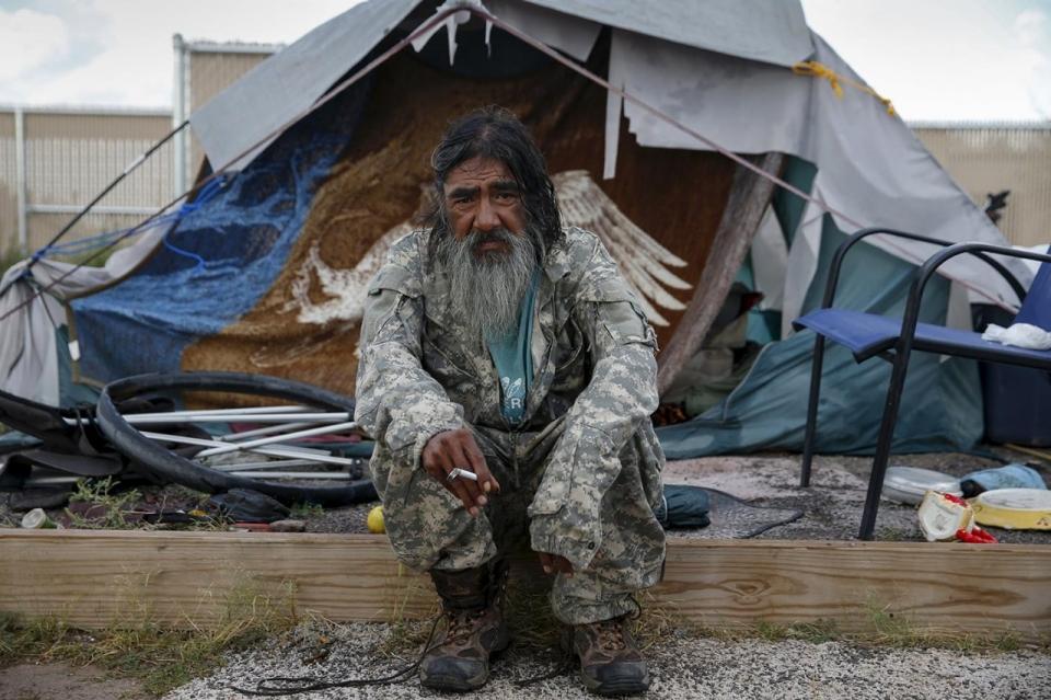 Photos Life In Us Tent Cities Al Jazeera America