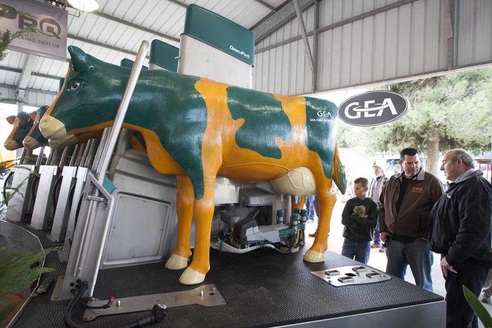 Photos: World's Largest Agricultural Expo | Al Jazeera America