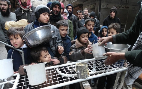 Thumbnail image for Photos: Dire conditions persist in Syria's Yarmouk refugee camp