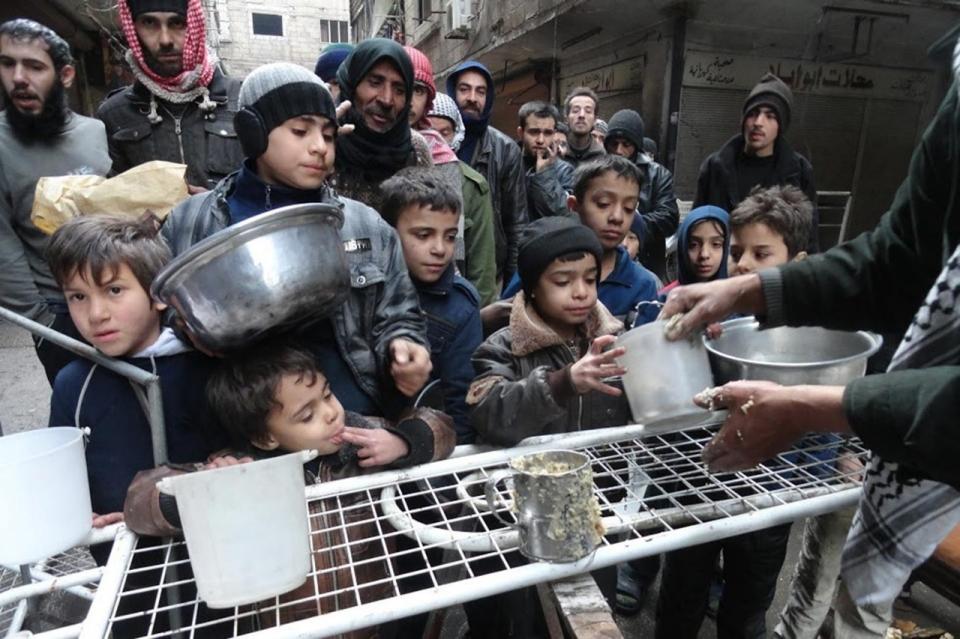 Image result for yarmouk refugee camp