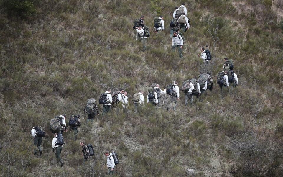 Photos: Germanwings Flight Lost in the Alps | Al Jazeera America
