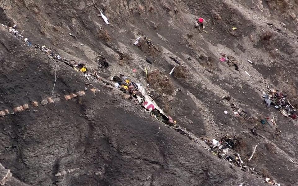 Germanwings Plane Crash in Southern France: Police | Al Jazeera America