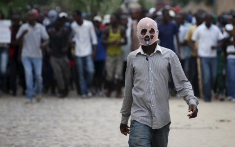 Thumbnail image for Photos: Attempted coup in Burundi