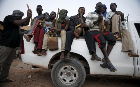 Thumbnail image for Photos: In Niger, a transit point for migrants headed to Europe