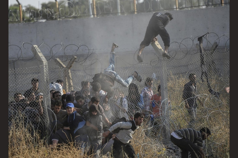 syrian refugees should be allowed to enter america Before i reveal the perfect place to send the syrian refugees if they must come to president barack obama's america (hint a sort of modern day ellis island), let's start by explaining why we should not accept one single syrian or middle eastern muslim refugee there are two simple reasons do.