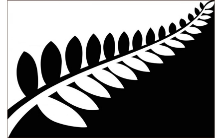 New Zealand unveils four finalists for new flag design