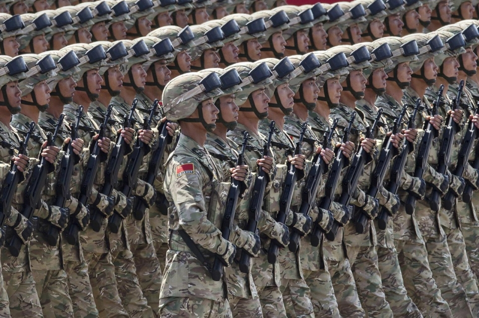 Is the U.S. Military Ready to Take on China's Armed Forces ...  China Armed Forces