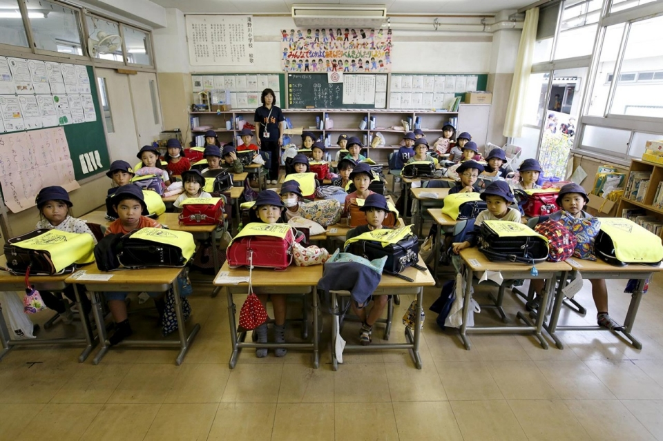 Elementary Classrooms Around The World ~ Photos classrooms around the world al jazeera america