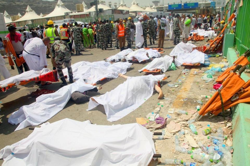 More Than 700 Dead In Hajj Stampede Al Jazeera America