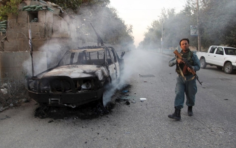 Thumbnail image for Photos: The Taliban in Kunduz