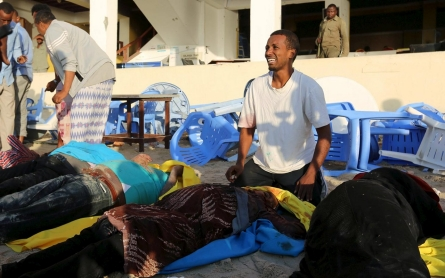 Photos: Deadly siege at Mogadishu beach restaurant