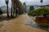 Los Angeles California El Nino rain